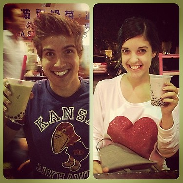 News tube joey graceffa and catrific stop for tea joeygraceffa joey graceffa and catrific stop for tea joeygraceffa catrific m4hsunfo