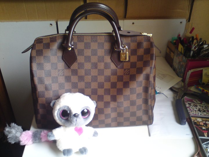 And I Don T Care If People Think M Carrying Fake Because Know Not Who Actually Own Lv Bags Would That Mine Is Authentic