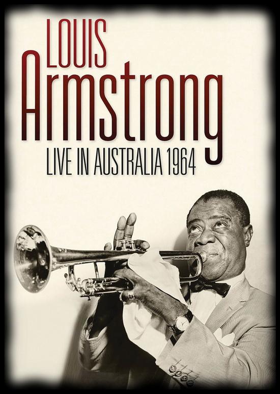 Louis Armstrong - Live Australia 1964 ... 54 minutos