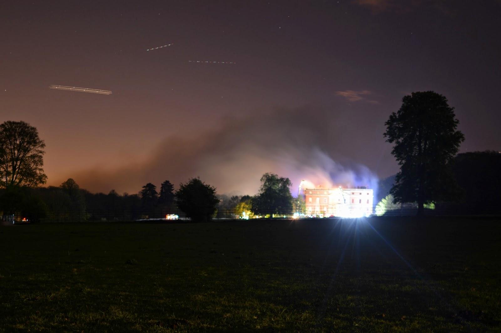 clandon park house fire