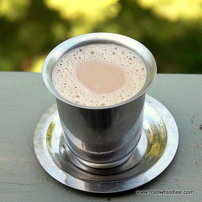 Ginger Chai recipe