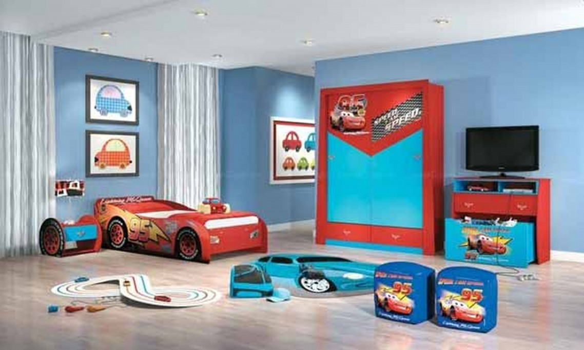 Little Boys Bedroom Ideas - Home Design Ideas And Pictures