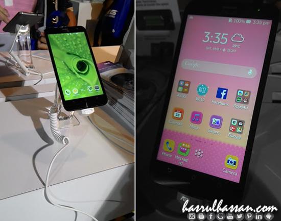 Spec dan harga rasmi Asus Zenfone 2 Malaysia