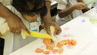 Report: 1 in 5 U.S. children at risk of hunger