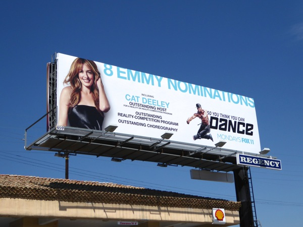 So You Think You Can Dance 2015 Emmy billboard