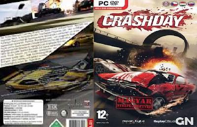 CrashDay Universal HD PC DVD Capa
