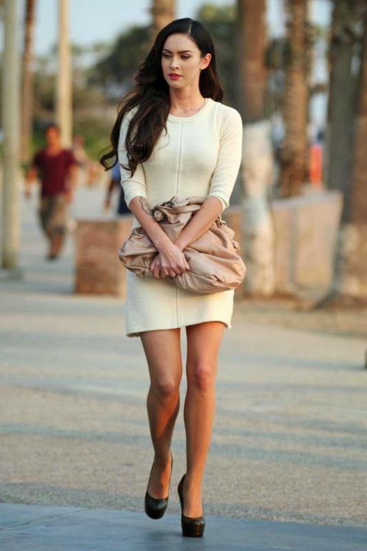 megan fox fashion style celebrity magazine
