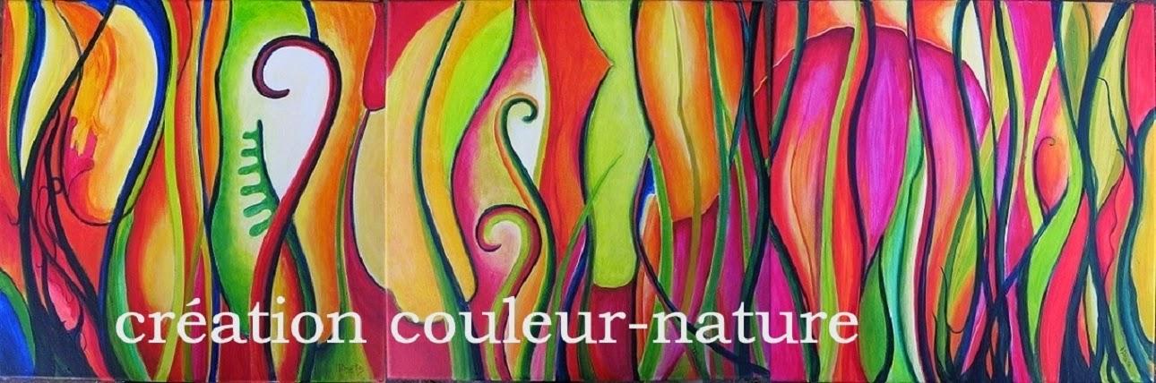 création couleur-nature