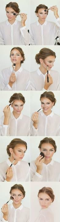 Ladies Make-up...