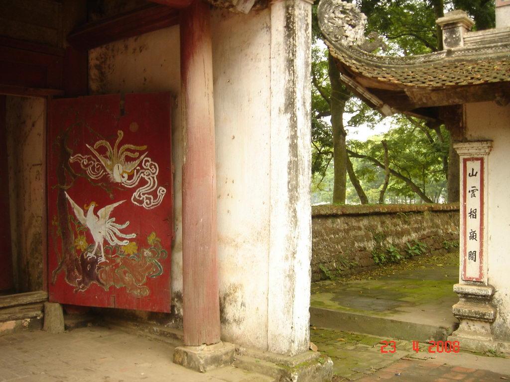 Tham quan Làng cổ Đường Lâm