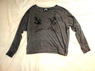 Illustrated People Anchor Jumper