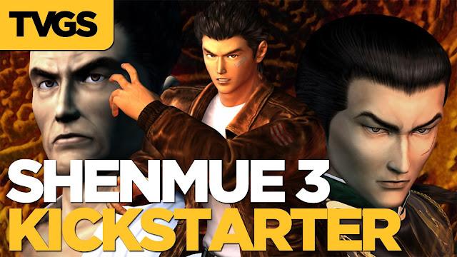 Shenmue 3 en el E3 de Sony 1