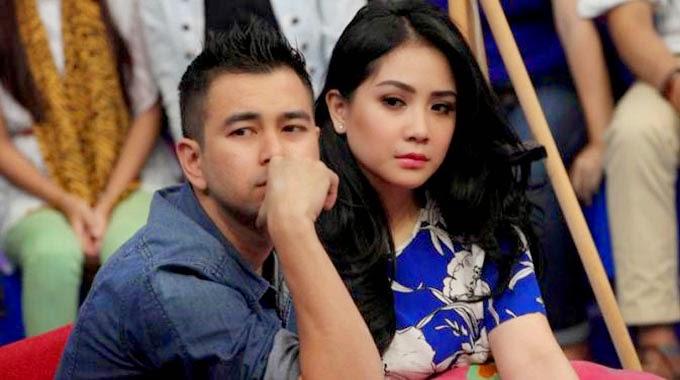 Gaya Rambut Nagita Slavina dan Raffi Ahmad Terbaru
