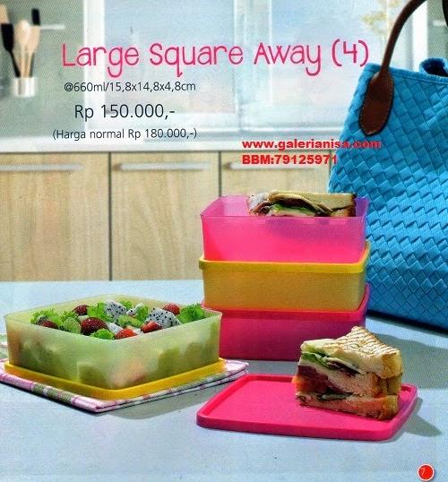 Tupperware Promo Agustus 2014 Large Square Away (4)