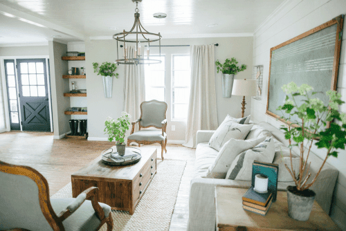 Jessica Stout Design As Seen On The Fixer Upper The