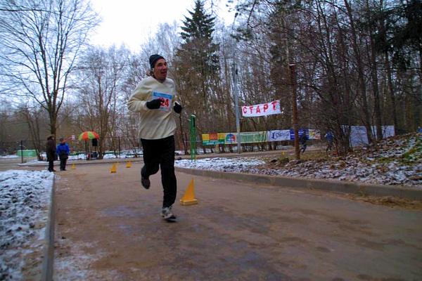 БИМ - зимний марафон в Зеленограде - рассказ Андрея Климковского об участии в зимнем марафоне бегового клуба 'Бег И Мы'