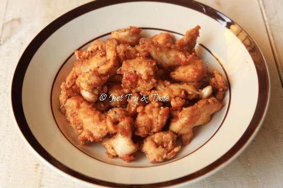 resep ayam saus jeruk JTT
