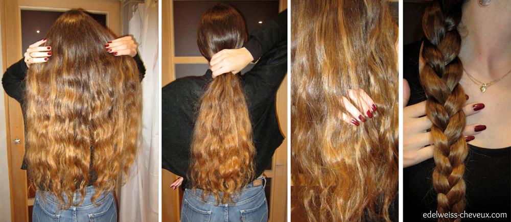 Les moyens professionnels pour la sortie des bouts des cheveu