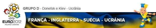 Grupo D da Euro Copa 2012