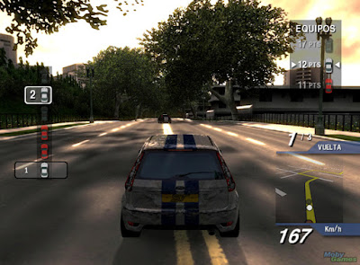 Free Download Game Balap Ford Street Racing