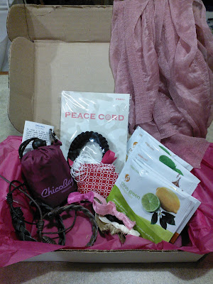 WP 000124 Subscription Boxes! December Dazzley Box