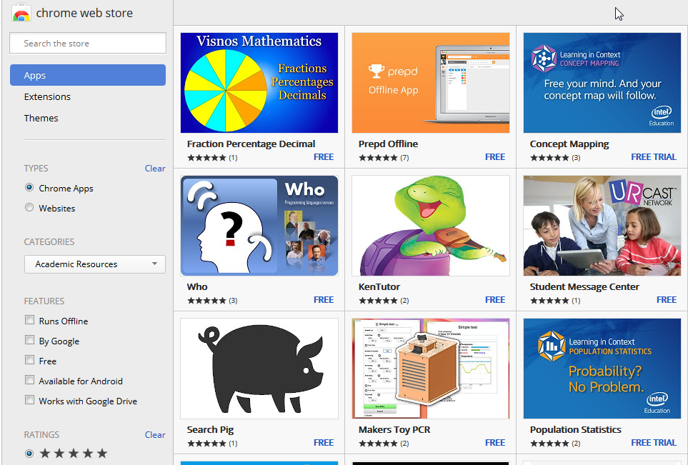 22 Chrome Apps Every Teacher Should Know About