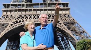 top 10 vacation spots for senior adults, senior market research