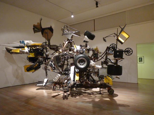 Formula 1 Museo Tinguely