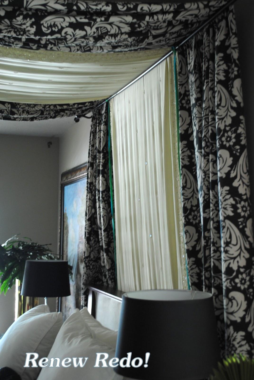 Renew Redo Easy Bed Canopy Diy