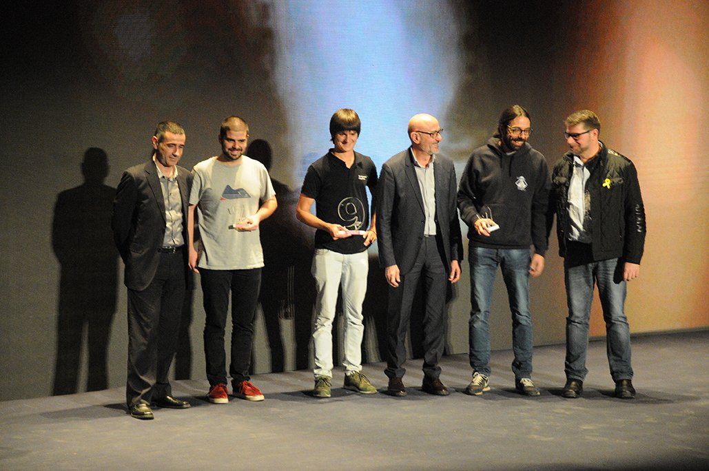 3 colles premiades a la #NitDeCastells amb el Premi Baròmetre 2018