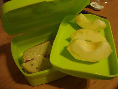pudełko śniadaniowe, śniadaniówka