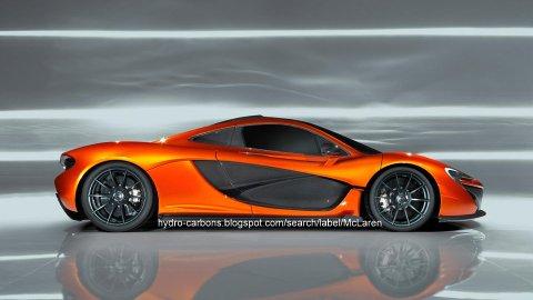 Mclaren-P1-Hybrid-Super car http://hydro-carbons.blogspot.com/search/label/McLaren