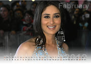 Kareena Kapoor Calendar February 2012