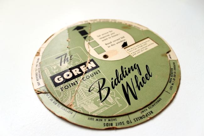 bidding wheel
