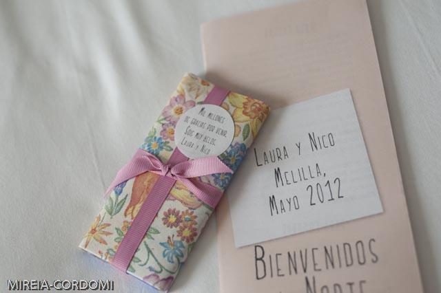 Petite mafalda peque os detalles hacen grandes bodas - Detalles de bienvenida ...