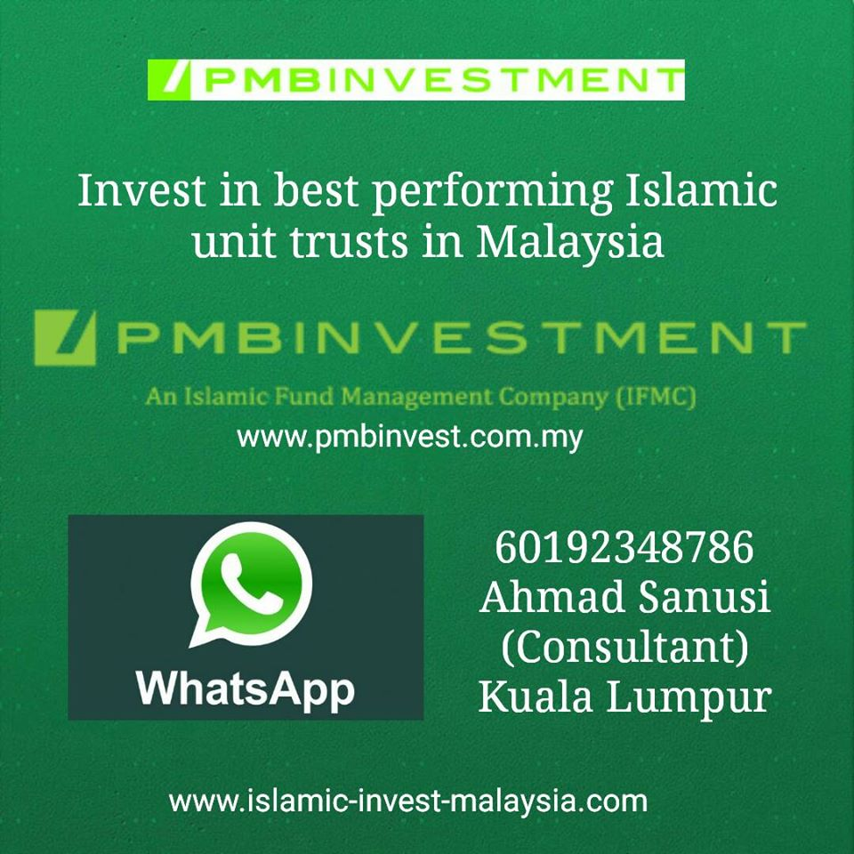 Islamic unit trust - PMB Investment Berhad