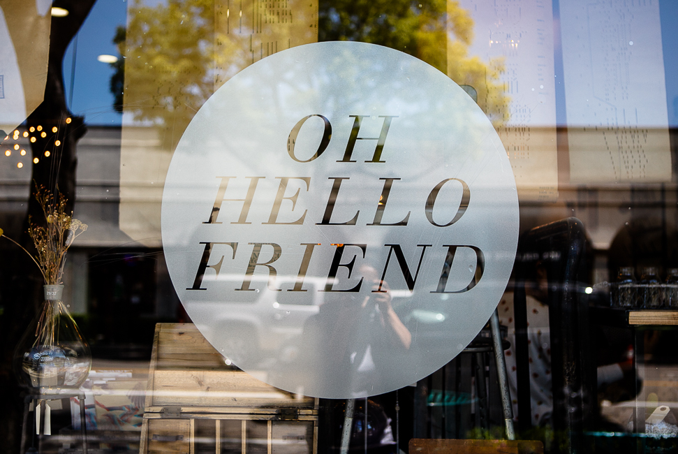 Oh Hello Friend / blog.jchongstudio.com