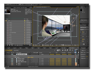 Adobe® After Effects® CS5.5 software is the industry-leading