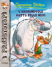 Novembre 2014. I Preistotopi #17: L'abominevole ratto delle nevi [narrativa]