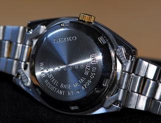 Mouvement automatique Seiko 4206-0510