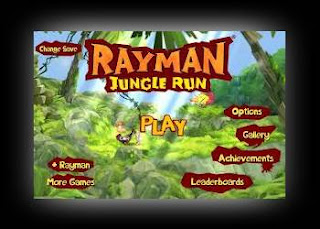 Interesting Story Game Rayman Jungle Run