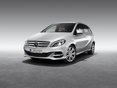 B200 Natural Gas Drive de Mercedes - coches motos y mas