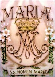 12 de septiembre: EL SANTÍSIMO NOMBRE DE MARÍA