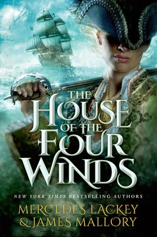 the house of the four winds by mercedes lackey and james mallory book cover