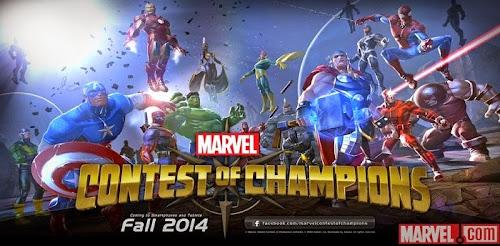 Marvel Torneio de Campeões ilimitado