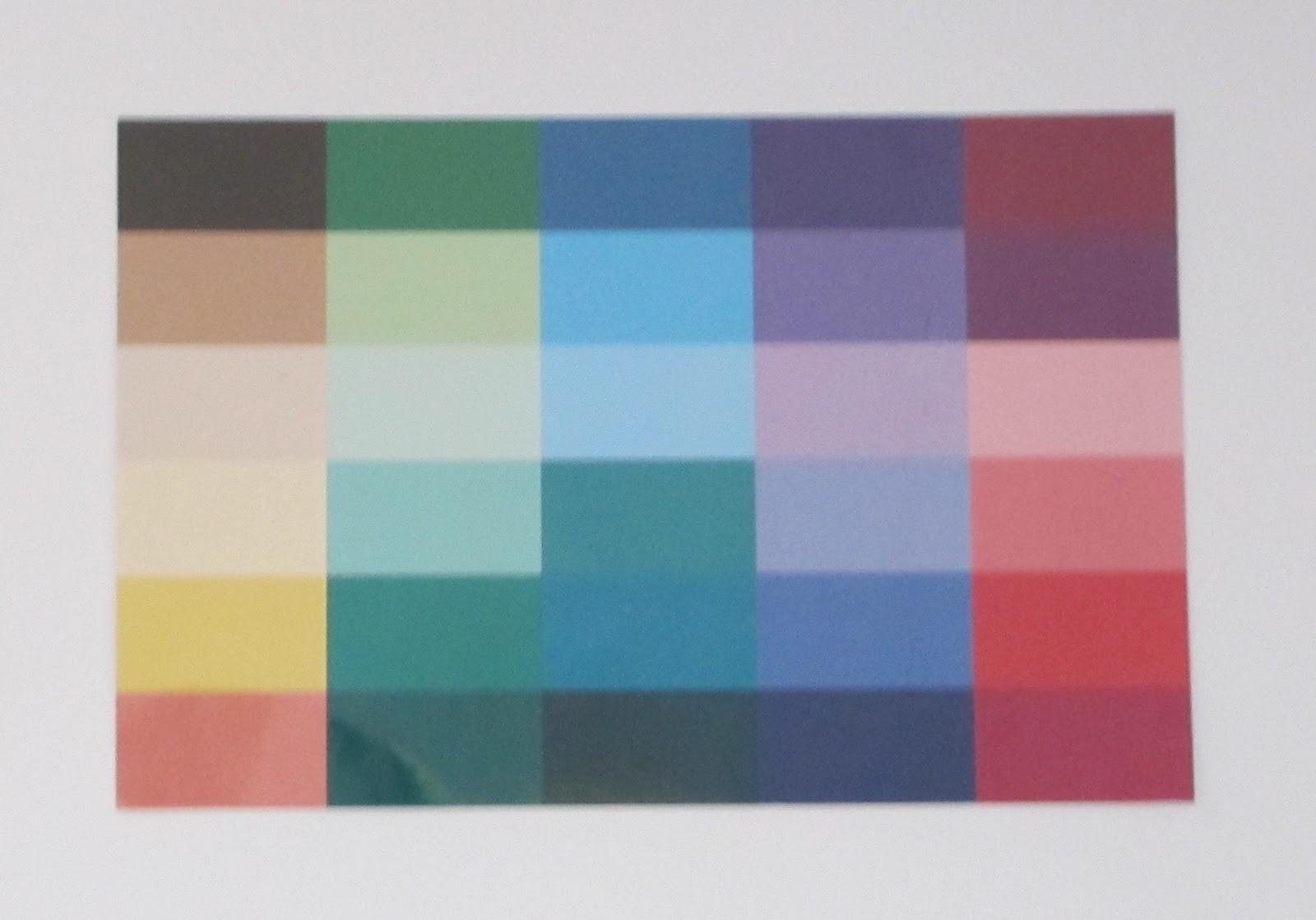 Over 60 and over here!: Seasonal colour analysis vs