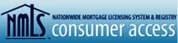 NMLS License Information