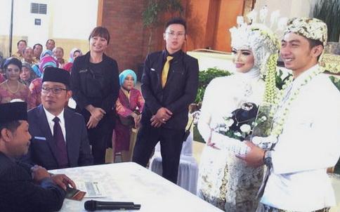 Luar Biasa! Ridwan Kamil Siap Jadi Saksi Nikah Untuk Semua Warga Bandung