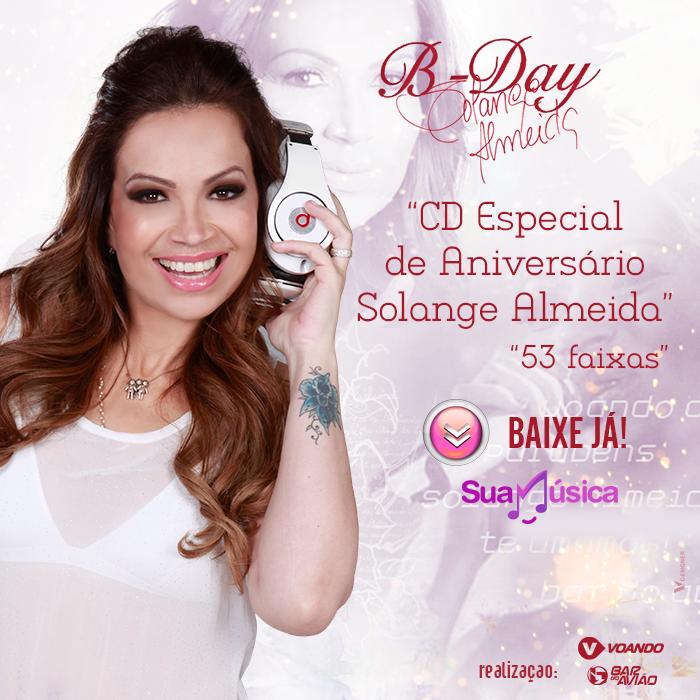 BAIXAR - Especial de Aniversário DE Solange Almeida
