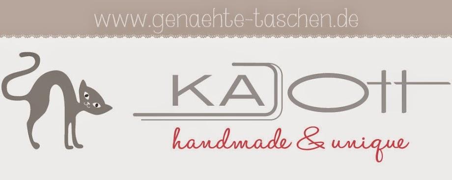 KaJott - handmade and unique - Genähte Taschen und mehr - nähen - DIY - Anleitungen